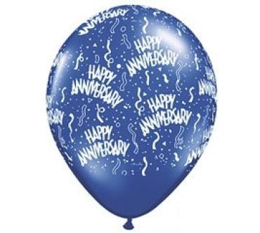 Anniversary Latex Balloon