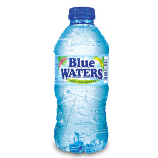 Blue Waters  410ml |Pack of 4|