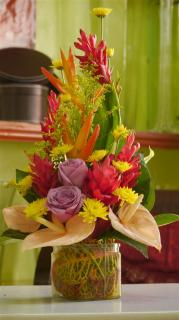 Tropic Romance Arrangement