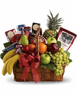 Food Gift Basket |from $59.99 Med.|