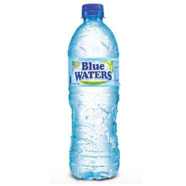 Blue Waters 650ml - |Pack of 2|