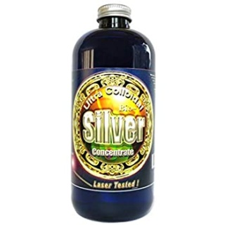 Colloidal Liquid Silver| 16 oz.|240 PPM|