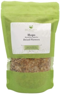 Hops|Biokoma |Dried Flowers|50g|100% Pure & Organic|