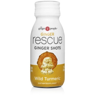 Ginger Rescue Shot|Wild Turmeric|2Fl. oz|